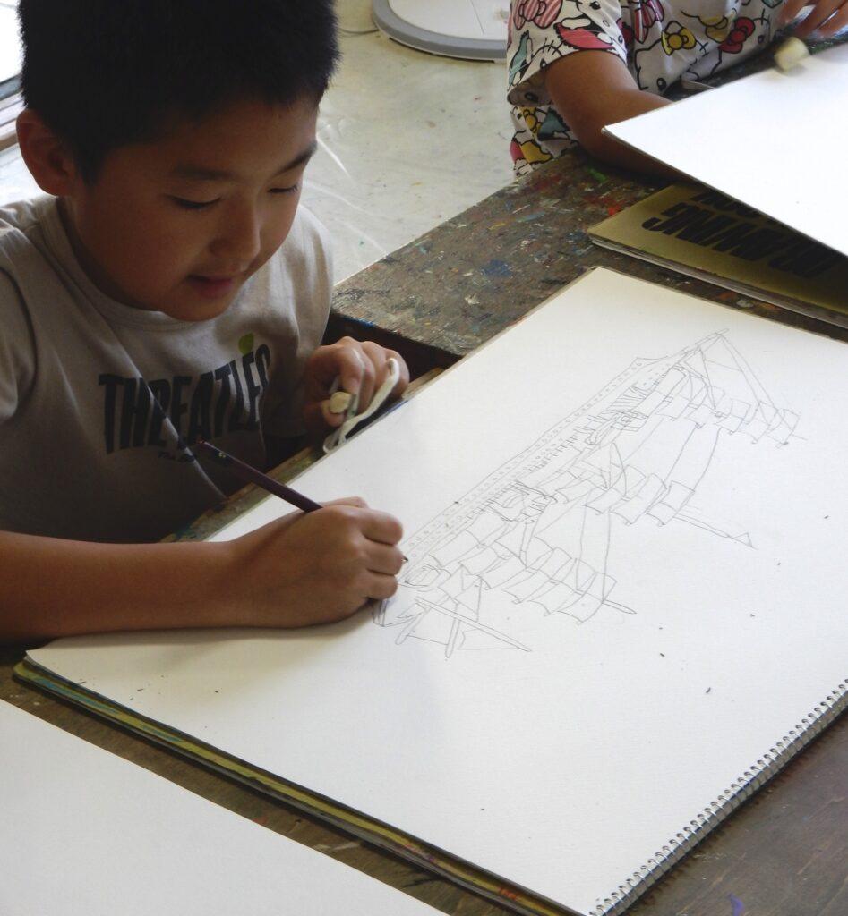 https://uedayukiko.com/kodomoatelier/category/artwork?people=0&school_year=0&genre=0&atelier_year=0&exhibition=0&work_theme=draw-stone